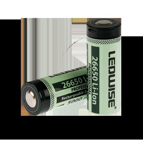 1700-AT7991 - 26650 batteri